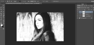 How to Intensify Black and White Images & Make Them
