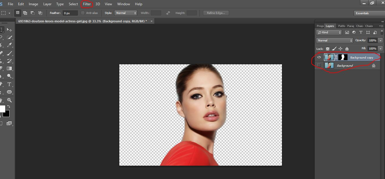 image editing services