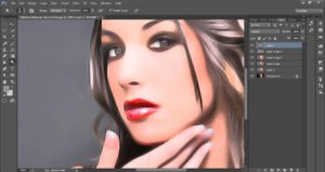 Painting in Photoshop