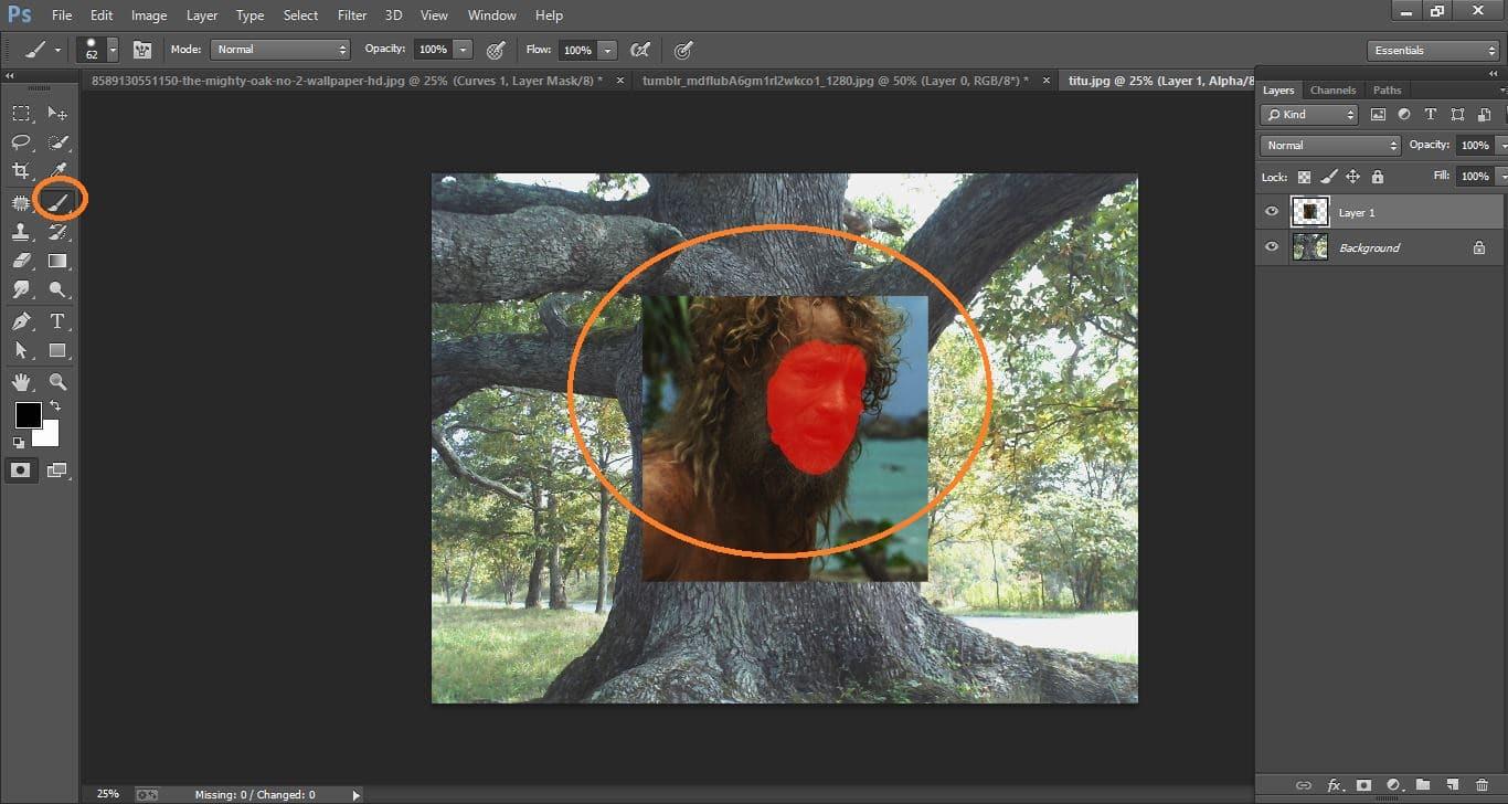 Photoshop cc manipulation