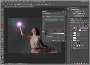 How To Create A Lighting Effect In Photoshop CC