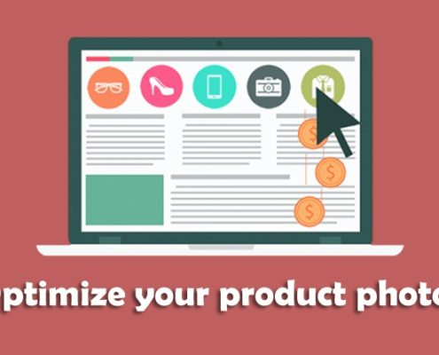 Optimize product photos