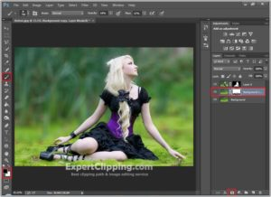 How To Blur Background In Photoshop