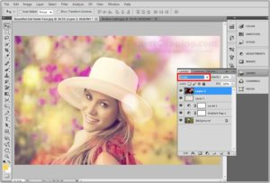 How To Quickly Transform Image In Photoshop