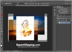 How to Create Splatter photo Effect In Photoshop