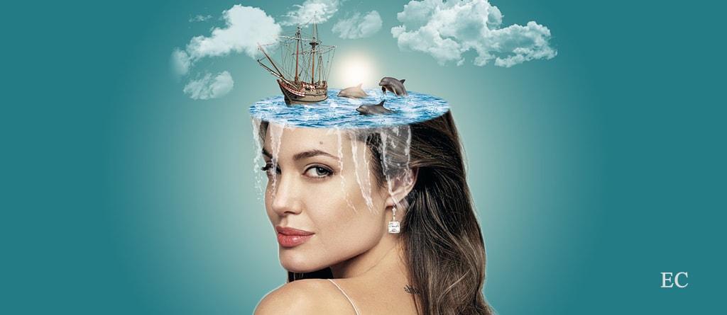 Astonishing How To Create Water Head Photo Manipulation In Photoshop Expert Short Hairstyles For Black Women Fulllsitofus