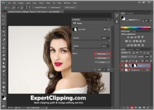 How To Masking Hair Easily In Photoshop CC