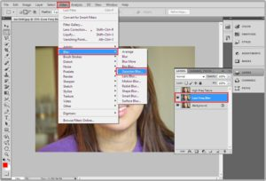 How To Retouch Image In Photoshop