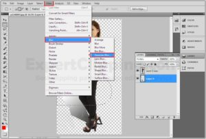 How to make Realistic Shadow In Photoshop