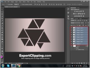 How To Create Abstract Wallpaper In Photoshop