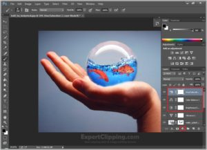 How To Create A Water Splash Photo Manipulation In Photoshop